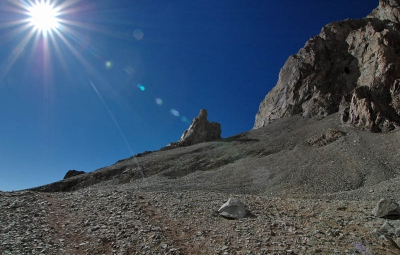 Aconcagua Expedition: King & Team Make a Carry to Camp 2
