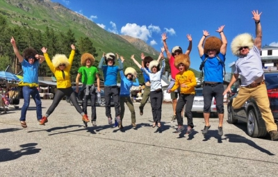 Mt. Elbrus: Grom & Team Arrive in the Mountains