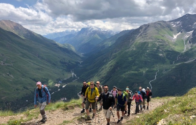 Mt. Elbrus: Grom & Team Acclimatize on the Ski Slopes of Cheget