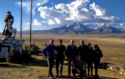 Huascaran: Elias & Team Arrive in Peru, Travel to Huaraz