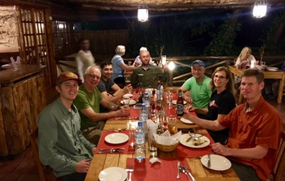 Kilimanjaro: Casey Grom & Team Meet & Greet
