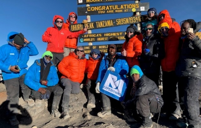 Kilimanjaro: Hahn & Team Back to Usa River