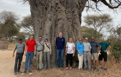 Kilimanjaro: Hahn & Team Conclude Their Time in Africa