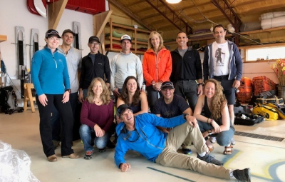 Denali Expedition: Hahn & Team Prep in Talkeenta, Ready to Fly