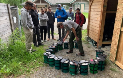 Denali Custom Expedition: Hahn & Team Have Prep Day in Talkeetna