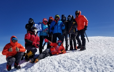 Denali Expedition: Haugen & Team's Adventure Complete
