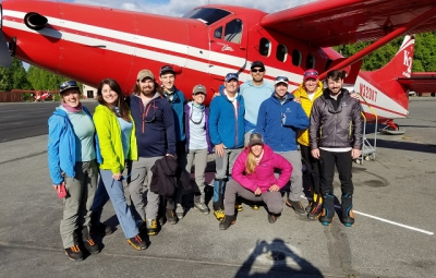 Denali Expedition: Mike Haugen & Team Meet in Talkeetna, Ready to Fly