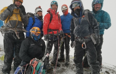 Mexico's Volcanoes: Dale & Team Check in with a Summit Recap