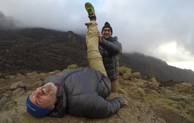 50 Years of Climbing: Sean McCroskey and Kilimanjaro
