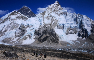 Everest Base Camp Trek: Grom & Team Reach Base Camp