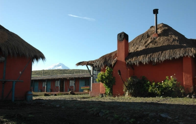 Cotopaxi: Grom & Team Enjoy a Rest Day at Chilcabamba Eco Lodge