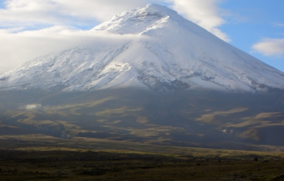 Ecuador Volcanoes: Beren & Team's Decision on Cotopaxi