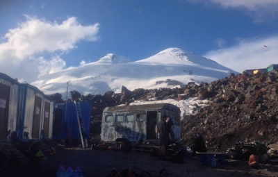 Mt. Elbrus: Gorum & Team Return to the Mountain and Prepare for Summit Attempt