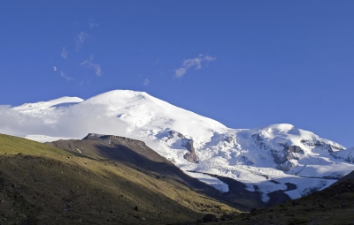 Mt. Elbrus Ski: Reid & Team Arrive at Base of Mt. Elbrus
