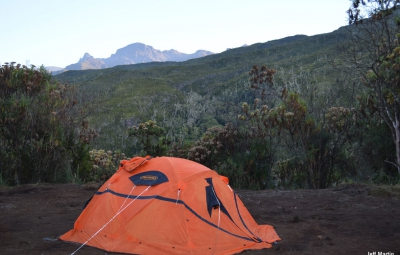 Kilimanjaro: Tucker & Team Reach First Camp at 10,000'