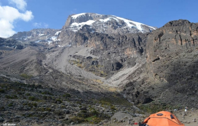 Kilimanjaro: Tucker & Team Crush Altitude Records to Reach Barranco Camp