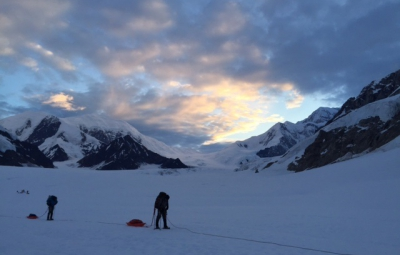Denali Expedition: Gately & Team Move to 14K Camp