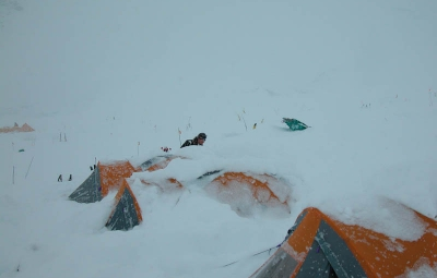 Denali Expedition: King & Team Weather the Storm