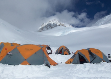 Denali Expedition: Okita & Team Rest Day at 11K Camp