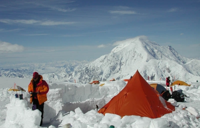 Denali Expedition: Walter & Team Wait Out The High Winds