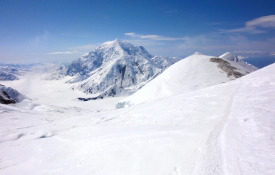Denali Expeditiion: Haugen & Team Prepare For Move to 14,000' Camp