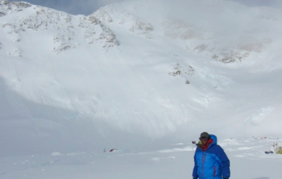 Denali Expedition: Hahn & Team Take a Snow Day