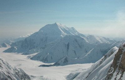 Denali Expedition: Gately & Team See the Edge of the World