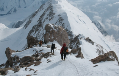 Denali Expedition: Hahn & Team Carry to 17K Camp