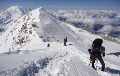 Denali Expedition: Haugen & Team at 14,000' Ready to Move to High Camp