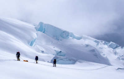 Denali Expedition: Okita & Team Arrive at 11,200' Camp