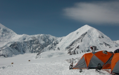 Denali Expedition: Haugen & Team Get Their Walk On