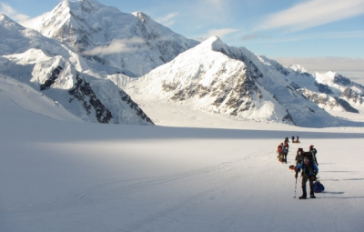 Denali Expedition: Young & Team Move to Camp 1