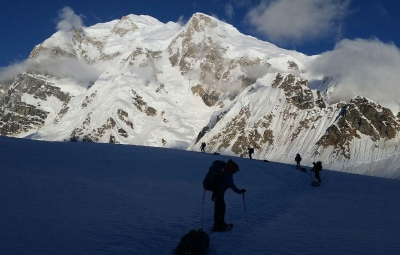 Denali Expedition: Haugen & Team Break Up the Heavy Loads