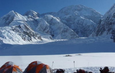 Denali Expedition: Hahn & Team Take Unexpected Rest Day At Base Camp