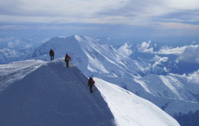 Denali Expedition: Gorum & Team Summit!