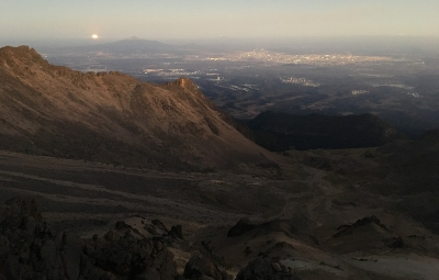 Mexico's Volcanoes: King & Team Summit Ixtaccihuatl