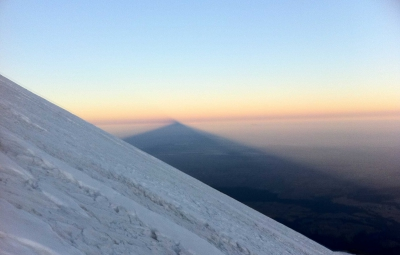Orizaba Express: Hailes & Team Turn Around at 17,000' Due to Conditions