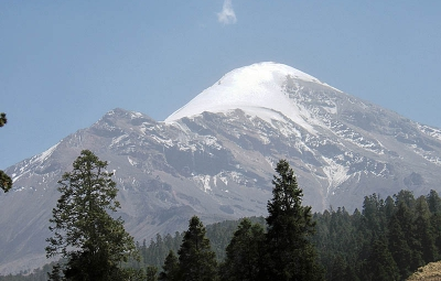 Mexico Volcanoes: Frank & Team Settle in at Orizaba High Camp