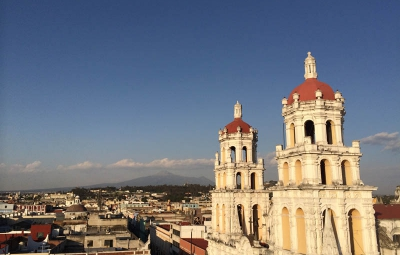 Mexico Volcanoes: Frank & Team's Rest Day in Puebla