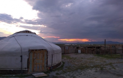 Mongolia: Frank & Team Land Back in Ulaanbataar