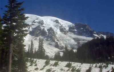 Mt. Rainier: June 25th Update