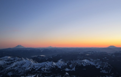 Mt. Rainier: Summit!