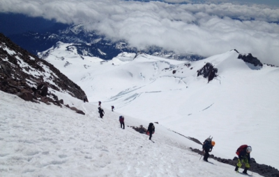 Mt. Rainier: The Muir Seminar Finishes Their Training Week