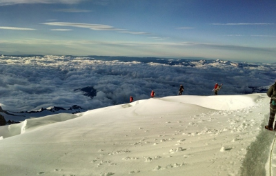 Mt. Rainier: A Summit for the Five Day Climb!
