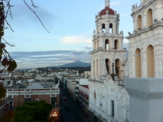 Mexico's Volcanoes: Team Enjoys Rest in Puebla